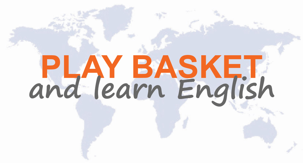 Play Basket and learn English